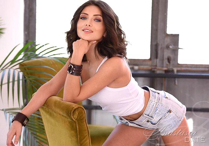 Russian woman AnastasiaDate
